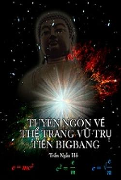 - Giới Thiệu Sách Mới - Tuyên Ngôn Về Thể Trạng Vũ Trụ Tiền Big Bang -